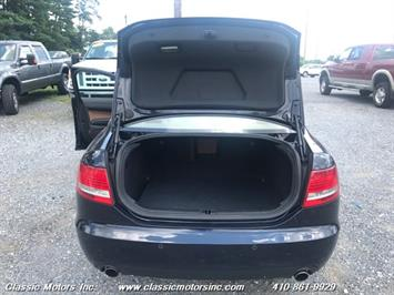 2006 Audi A6 3.2 Quattro - Photo 11 - Westminster, MD 21048