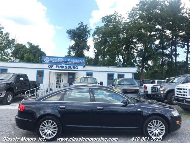 2006 Audi A6 3.2 Quattro - Photo 10 - Westminster, MD 21048
