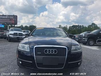 2006 Audi A6 3.2 Quattro - Photo 3 - Westminster, MD 21048