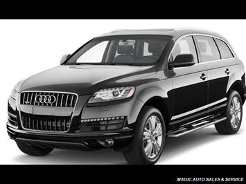 2012 Audi Q7 3.0T quattro Premium Plus SUV