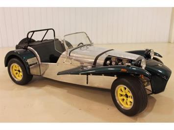 1969 Lotus Super 7 Convertible