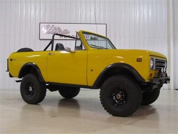1979 International Harvester Scout SUV