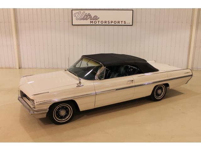 1962 Pontiac Bonneville Convertible - Photo 3 - Fort Wayne, IN 46804