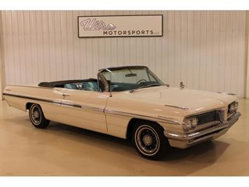 1962 Pontiac Bonneville Convertible - Photo 1 - Fort Wayne, IN 46804