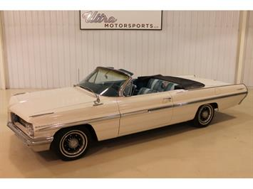 1962 Pontiac Bonneville Convertible - Photo 8 - Fort Wayne, IN 46804