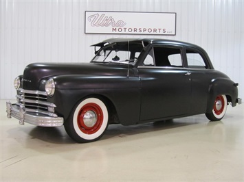 1949 Plymouth Special Deluxe Sedan