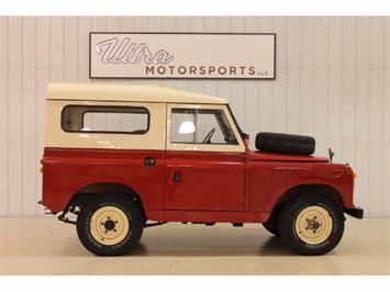 1967 Land Rover Series II SUV