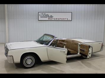 1964 Lincoln Continental Convertible Convertible