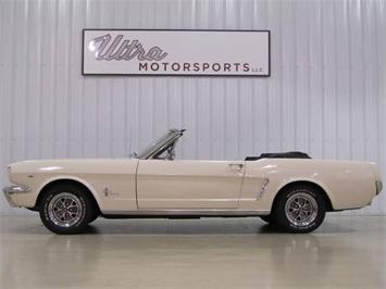 1965 Ford Mustang Convertible Convertible