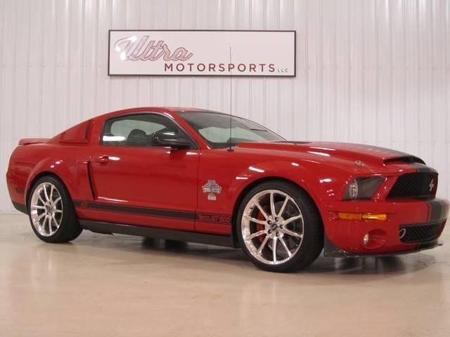 Super Snake For Sale >> 2008 Ford Mustang Shelby Gt500 Super Snake For Sale In Fort Wayne