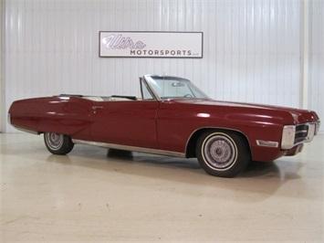 1967 Pontiac Grand Prix Convertible Convertible