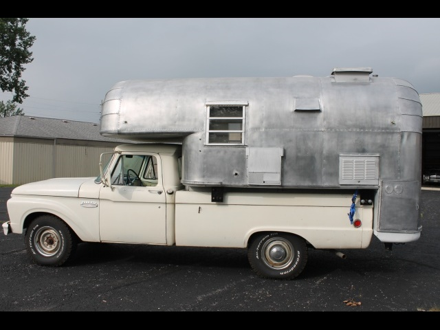 1965 Ford F250 Camper Special for sale in Fort Wayne, IN
