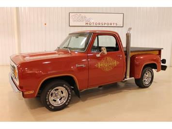 1978 Dodge Other Pickups Lil Red Express Truck