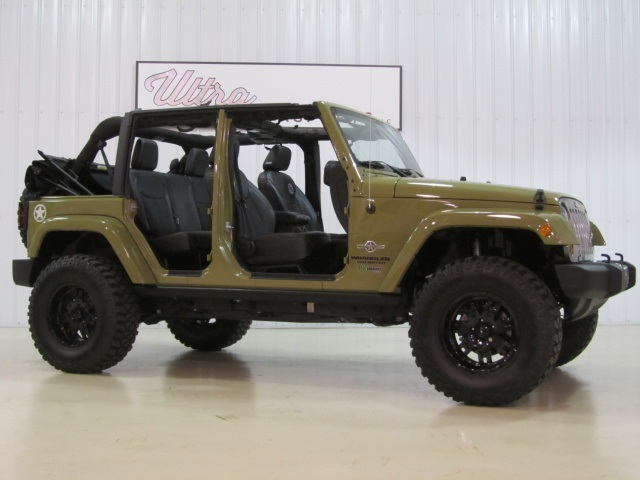 2013 Jeep Wrangler Unlimited Oscar Mike For Sale In Fort Wayne In