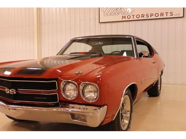 1970 Chevrolet Chevelle Super Sport - Photo 9 - Fort Wayne, IN 46804
