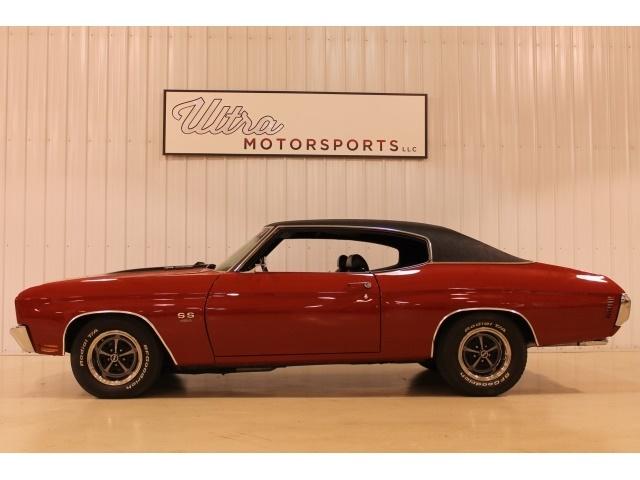 1970 Chevrolet Chevelle Super Sport - Photo 3 - Fort Wayne, IN 46804