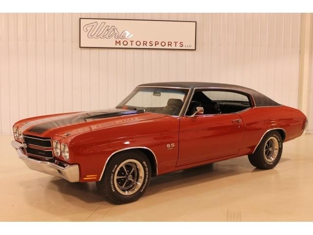 1970 Chevrolet Chevelle Super Sport - Photo 1 - Fort Wayne, IN 46804