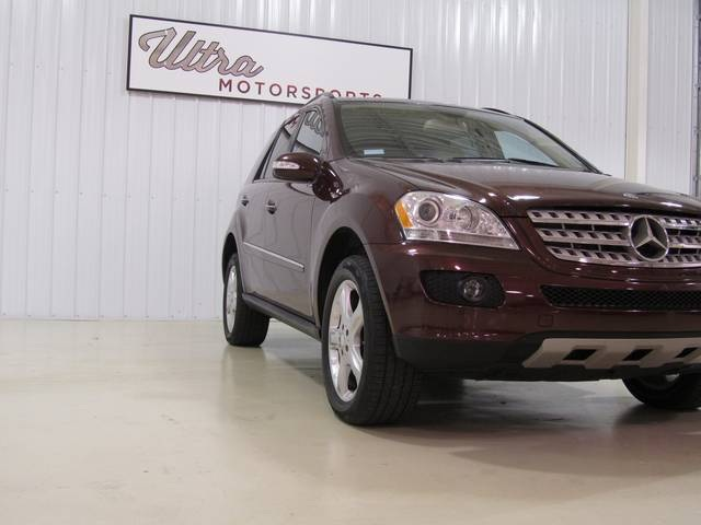 2008 mercedes benz ml350 for sale in fort wayne in for Fort wayne mercedes benz dealership