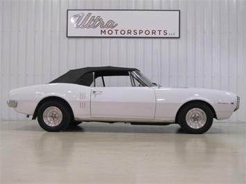 1967 Pontiac Firebird Convertible Convertible