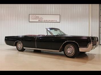 1967 Lincoln Continental Convertible Sedan