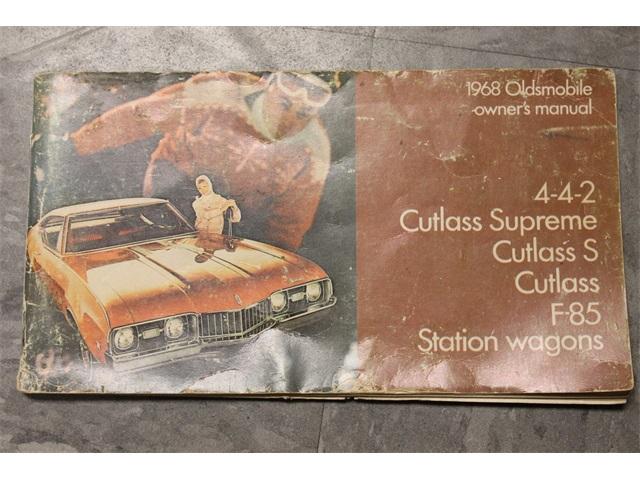 1968 Oldsmobile 442 Hurst/Olds - Photo 41 - Fort Wayne, IN 46804
