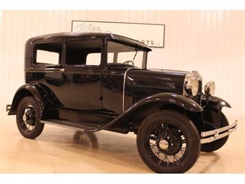 1930 Ford Model A Tudor Sedan Coupe