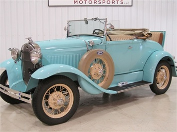 1931 Ford Model A Roadster Convertible