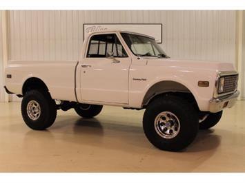 1972 Chevrolet C/K Pickup 1500 Truck