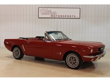 1965 Ford Mustang Conv Convertible