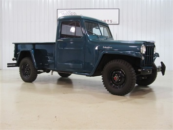 1955 Willys Pickup Truck
