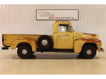 1950 International H Pickup Truck