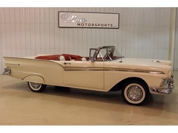 1957 Ford Fairlane Conv Convertible