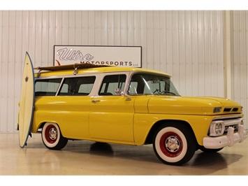 1963 GMC Suburban SUV