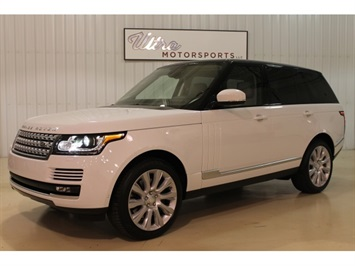 2014 Land Rover Range Rover Supercharged SUV