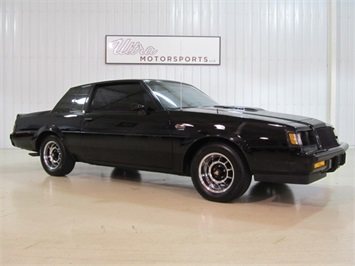 1987 Buick Regal Grand National Turbo Coupe