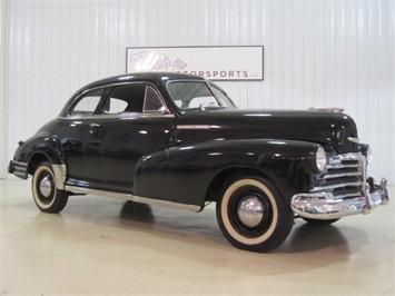 1948 Chevrolet Fleetline fleetline Coupe