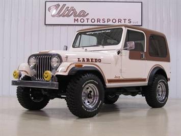 1983 Jeep CJ-7 SUV