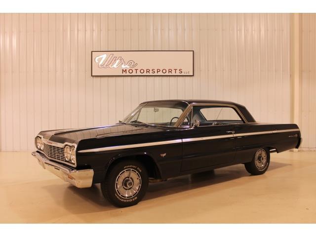 1964 Chevrolet Impala Super Sport - Photo 4 - Fort Wayne, IN 46804