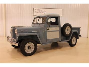1948 Willys Pickup Truck