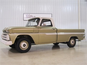 1966 Chevrolet C/K Pickup 1500 Truck