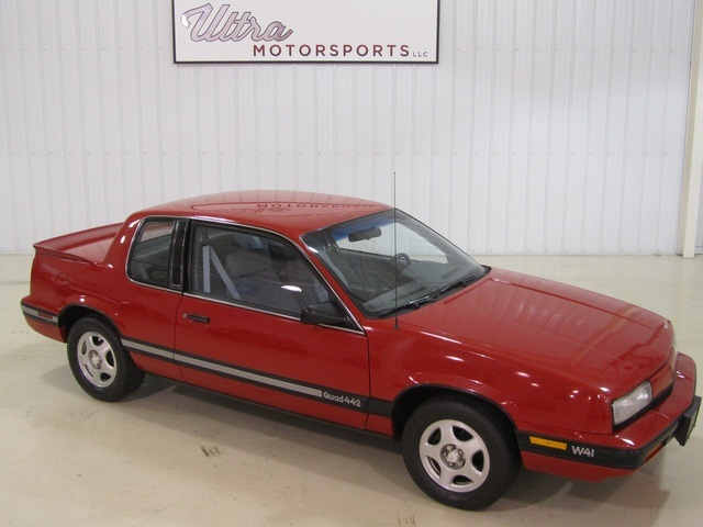 1991 Oldsmobile Cutlass Quad 442 W41 For Sale In Fort Wayne IN