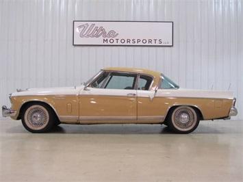 1956 Studebaker Golden Hawk Coupe