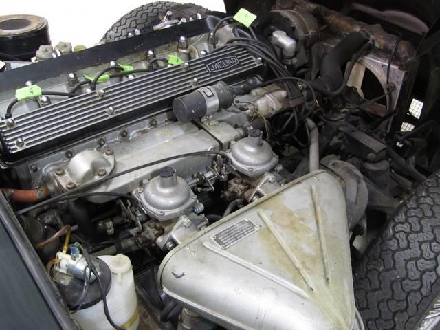 1969 Jaguar XK E Type Convertible - Photo 5 - Fort Wayne, IN 46804