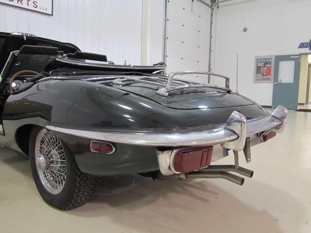 1969 Jaguar XK E Type Convertible - Photo 16 - Fort Wayne, IN 46804