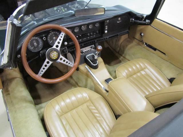 1969 Jaguar XK E Type Convertible - Photo 10 - Fort Wayne, IN 46804