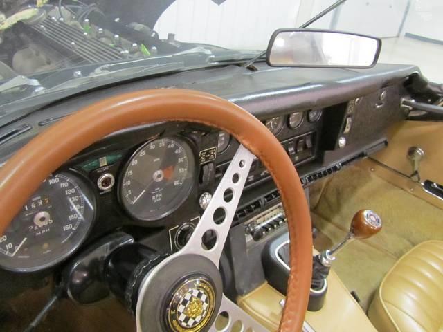 1969 Jaguar XK E Type Convertible - Photo 12 - Fort Wayne, IN 46804