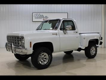 1977 Chevrolet K1500 Pickup Truck
