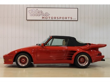 1986 Porsche 911 Convertible