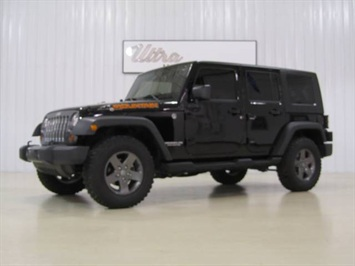 2010 Jeep Wrangler Unlimited Mountain Edition SUV