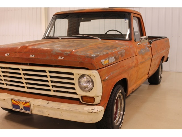 1967 Ford F-100 - Photo 6 - Fort Wayne, IN 46804